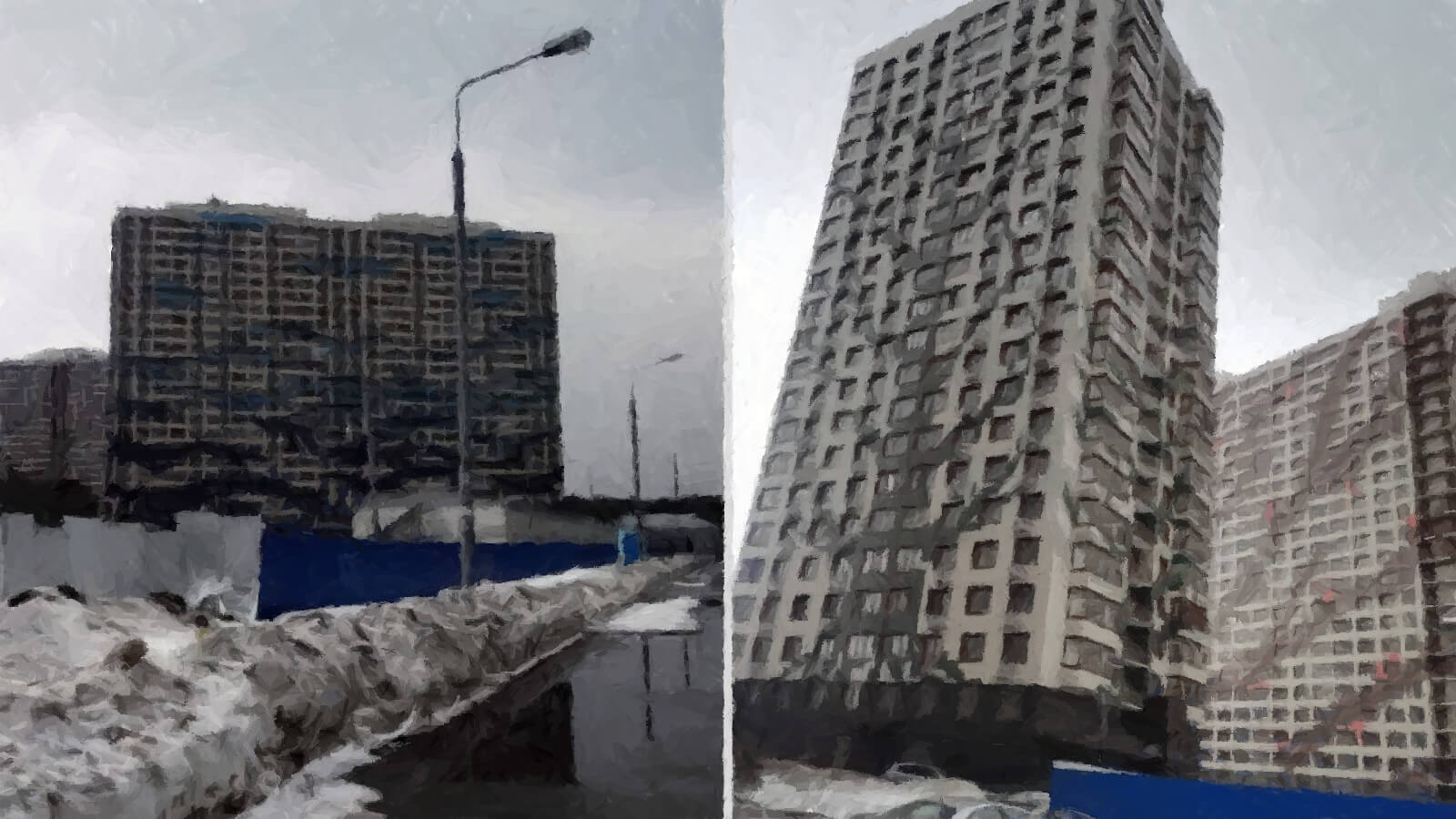 ЖК Белые росы. Банкротство Стройкомфорт